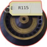 Angle rotor 24x2ml by MSE
