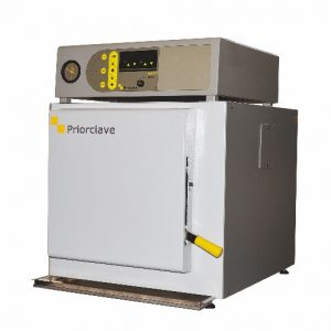 Bench-top autoclaves by Priorclave
