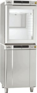 BioCompact 210 double freezer by Gram