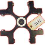 Heraeus Christ 2150 rotor R131
