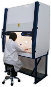 Incus Safety Cabinet by MSE