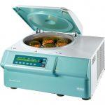 Hettich Rotanta 460R lab centrifuge