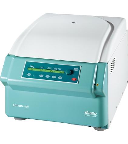 Rotanta 460 centrifuge