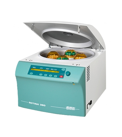 Rotina 380 centrifuge
