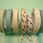 Stericlin Adhesive tapes