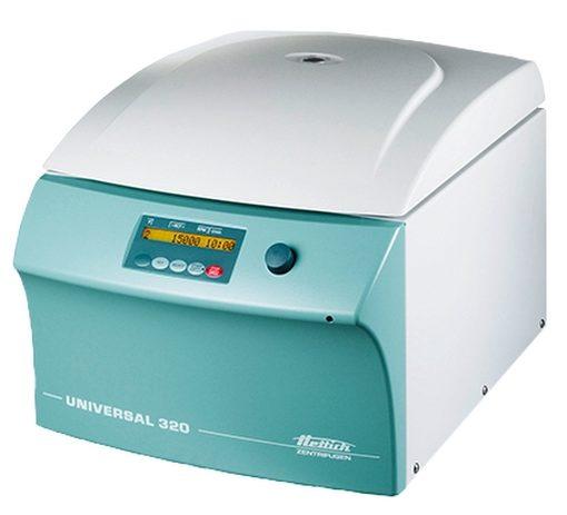 Universal 320 centrifuge