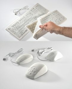 Keyboard and mice by Stericlin