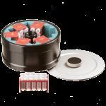 Hettich Mikro 220 rotor 3