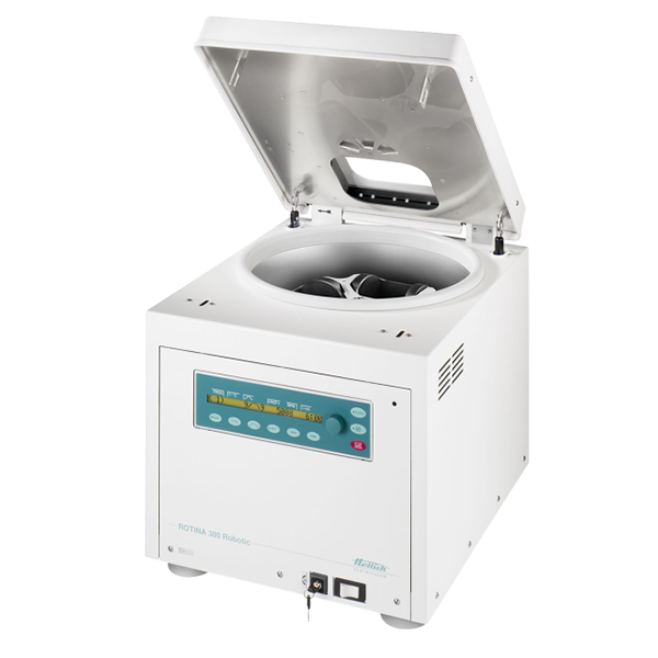 Hettich Rotina 380 Robotic centrifuge