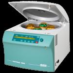 Hettich Rotina 380 centrifuge open lid