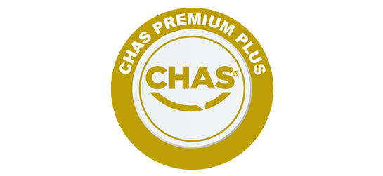 CHAS Premium Plus accreditation